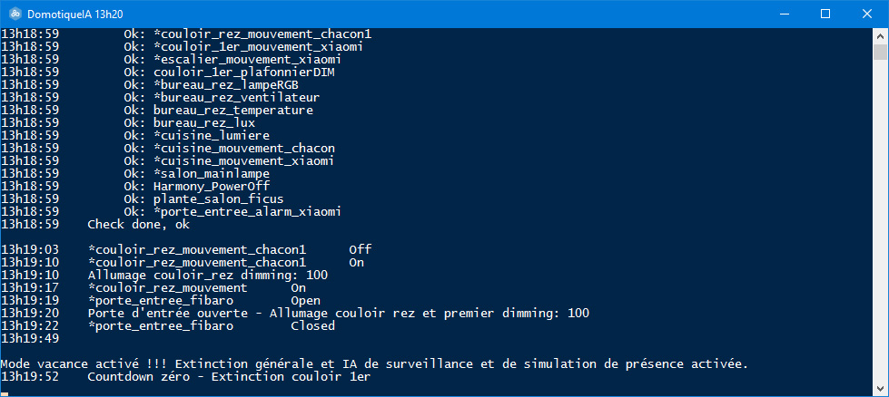 Une IA en C++ sur windows pour chapeauter Domoticz - Forum