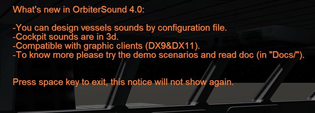 OrbiterSound 4.0 avrà i suoni in 3D! OrbiterSound4001