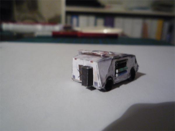 Costruisci il tuo modellino di carta della Arrow Freighter in scala 1:400! Azure_edy2